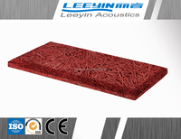 mineral Wood Wool fiber Panel used in European modular homes luxury one bedroom modular homes for sale