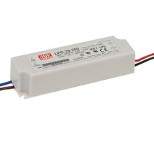 Meanwell waterproof LPC-20-350 16w 350ma constant current led driver