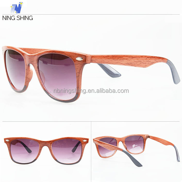 China Wholesale The Names Of The Italian Brands Of Wood Fashion Sunglasses
