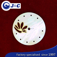 manufacture sea shell watch dial