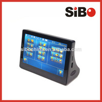 Tabletop Tablet with SIP Camera, Glass Touchscreen Display