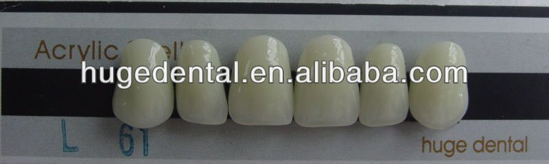 dental composite materials temporary pmma resin acrylic Shell