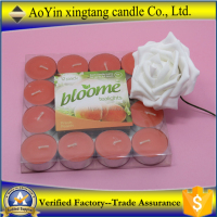 Wedding favors gift box scented candles in bulk