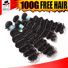KBL hair fashion human hair extension lot 8a kinky curly, mink virgin hair curly hair crotchet braids, virgin filipino hair