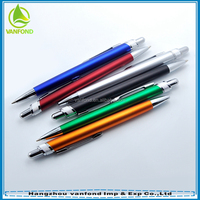 Hot sale charm customized promotional pen with logo printed
