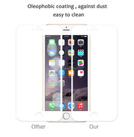 High quality for iphone 6 screen protector tempered glass 2016 newest hd protector for iphone 6s