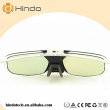 DLP LINK 3D glasses NEW HD-MI, USB, AV, VGA, VIDEO, vivitek use dlp projector 3d glasses