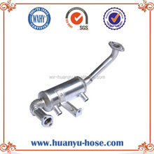 Huanyu EGR pipe in exhaust system for car and truck