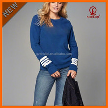 Women 100 cotton hoodie pullover sweatshirt wholesale crewneck sweatshirt winter warm casual wear