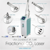 medical and cosmetic laser metal rf fractional
