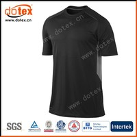 2015 functional fabric wicking dry rapidly running jersey shirt