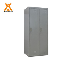 Cheap 2 door gym school used metal clothes locker for sale