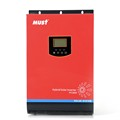 Solar Inverter 220V/230V LCD+LED Display solar power inverter 5KVA/4KW 48VDC