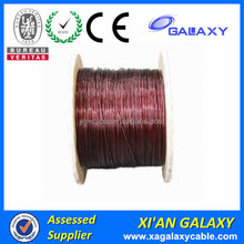 Raw material Customized 28 gauge enameled copper wire electronic products machinery from China famous supplier