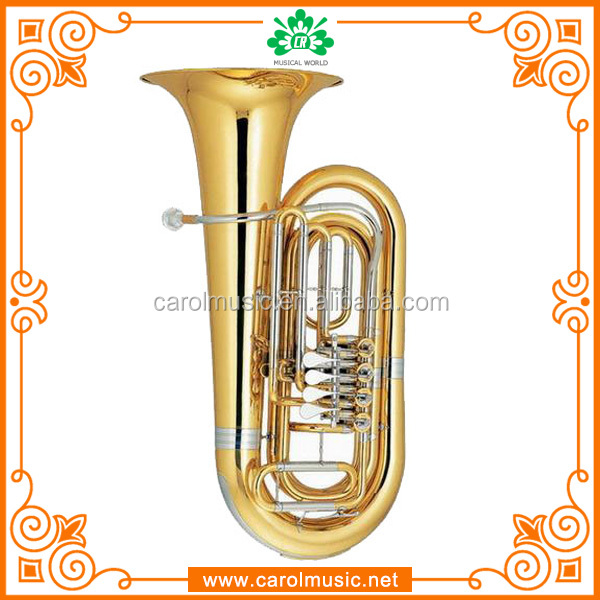 TU015 Cheap China Hot selling Bb 3/4 Tuba for Sale