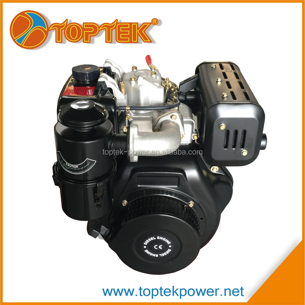 manufacturer single cylinder 4 stroke small diesel engines 4hp~10hp