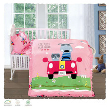 Soft-Fit Spandex Contour Fitted Bed Sheets Covers Mattress Cover Protector Crib Sheet Nursery Bedding Set