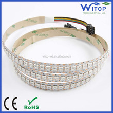 Factory Directly 5V 144led 5050 Ws2813 Led Strip For Decoration Lighting