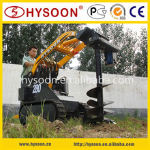 Multiple Functionality Compact Yard Loader made in China