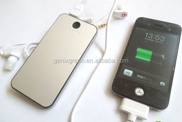 Good returns in young group 5600mah polymer mobile phone charger for smart phones