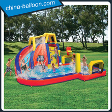 New design inflatable banzai slide/ jumbo water slide inflatables