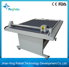 Flat Bed Cutters/CAD Plotter/flatbed cutting plotter with CE Certification from King Rabbit