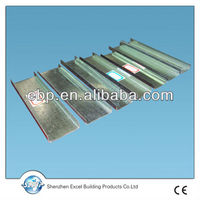 galvanized steel profiles for residential building construction