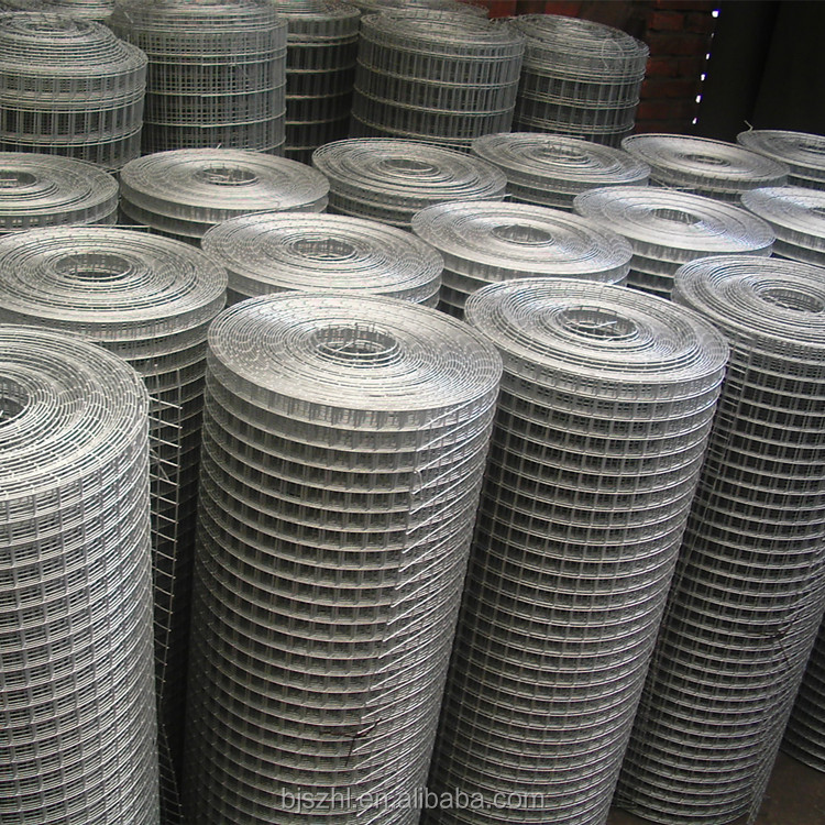 PVC Coated 3/8 inch /Greenhouse Welded Wire Mesh
