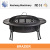 Wholesale Home Garden Backyard outdoor fire pit table