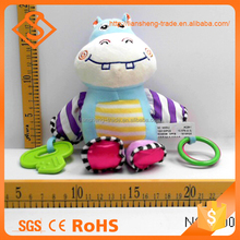 Top Selling Soft Plush Hanging Baby Musical Toy For Children