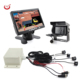 7 inch monitor backup camera truck parking sensor