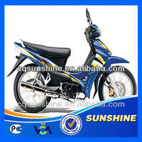SX110-20A Chongqing Popular Best Selling 110CC Automatic Gear Motorcycle