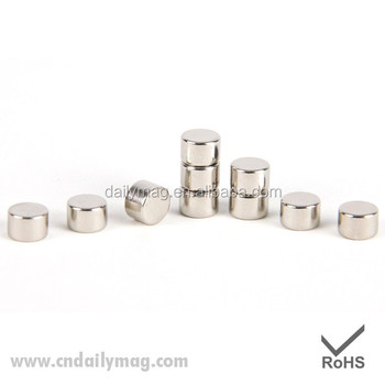 High Quality Super Strong Neodymium Cylindrical Magnet