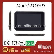 7 inch Android 4.0 system GPS Navigation with built in 3G WIFI Bluetooth function tablet PC