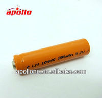li-ion battery 3.7v 350mah