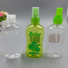 Empty 30 ml 50 ml 100 ml 120ml 250 ml 300ml clear water fine mist pet plastic spray bottle perfume spray bottle