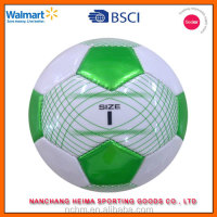 mini promotional soccer ball different colors assorted packing BSCI ICTI