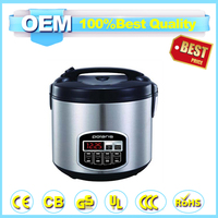 Midea Practical industrial rice cooker and LED digital display electric rice cooker