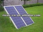 130W Poly Photovoltaic Solar Panel with TUV,ISO,CE