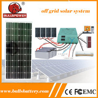Mono/poly 10kw solar panel system off grid solar power system
