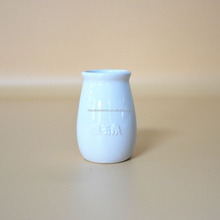 [ZIBO HAODE CERAMICS]Stoneware wholesale custom desgin glazed wine no handle ceramic cup