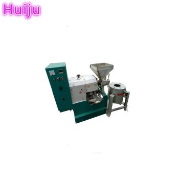 Commercial use mustard sunflower seed oil press machine HJ-PR50B with centrifugal filter