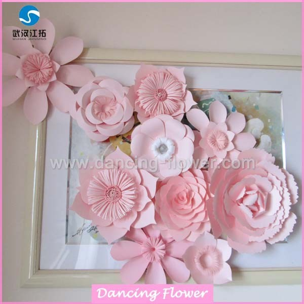Decorative Flowers & Wreaths Type and Wedding Fower Wall Occasion wedding favors flowers