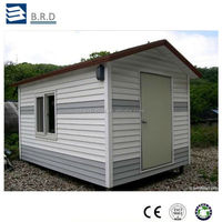 Low cost fashion prefabricated homes