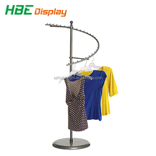 Professional retail clothing store design garment store fixtures