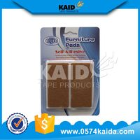 Trade assurance supplier excellent quality furniture adhesive felt scratch pads