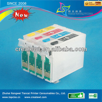 compatible Inkjet Ink Cartridge for Epson T25 TX125 TX133