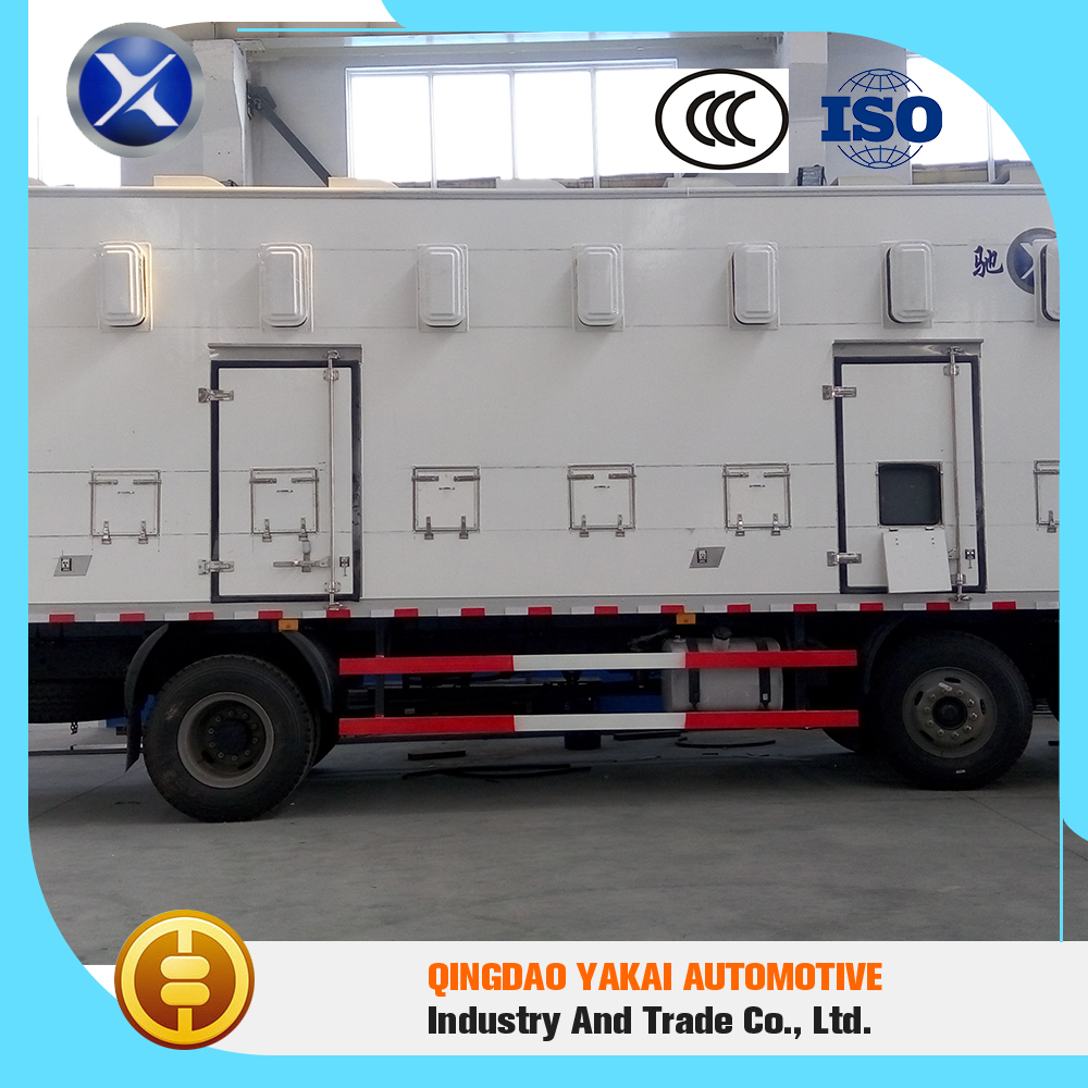 Advanced technical standard day old chick truck body parts prices for transport company