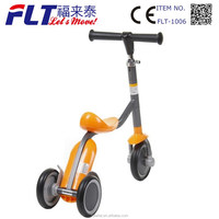 China supply 2015 best selling baby walkers scooter with three wheels