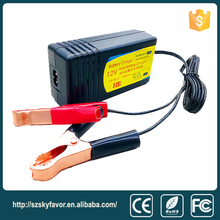 13.8V 3A for 12V 10Ah to 38Ah lead acid battery 220V Car automatic battery charger